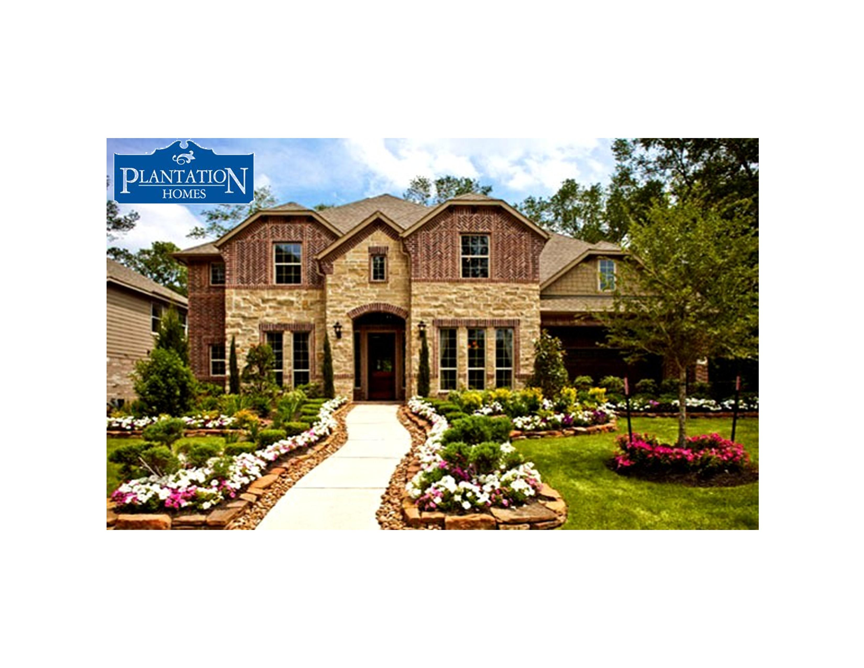 The woodlands real estate new homes in the woodlands and for Plantation home builders